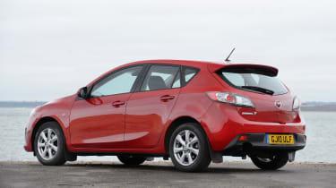 Used Mazda 3 - rear