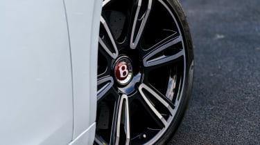 Bentley Flying Spur V8 S - wheel detail