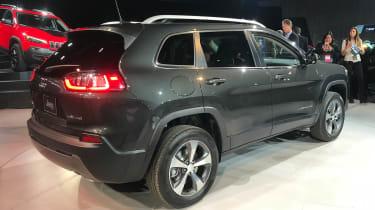 Jeep Cherokee 2018  rear