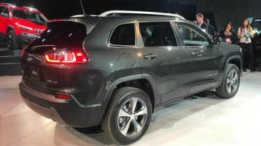 Jeep Cherokee 2018  rear