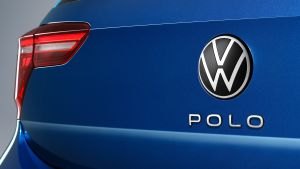 Volkswagen Polo - rear badge