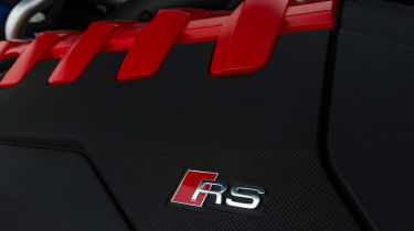 Audi RS 3 - engine detail