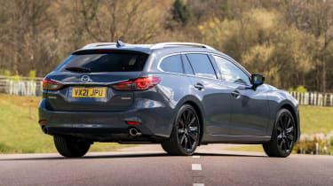 Mazda 6 Kuro edition - estate