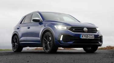 Volkswagen T-Roc R - front static