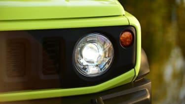 Suzuki Jimny - front light