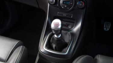 Ford Fiesta ST Mountune 230 - gearlever