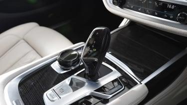 BMW 7 Series - centre console