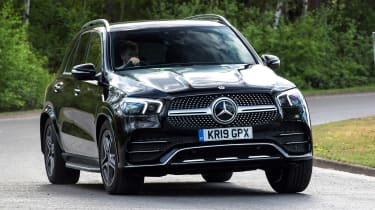 Most economical cars - Mercedes GLE