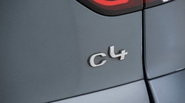 Used Citroen C4 Picasso - C4 badge