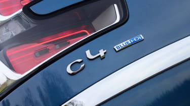 Citroen Grand C4 Picasso badge
