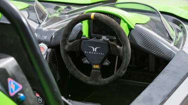 Elemental RP1 - steering wheel