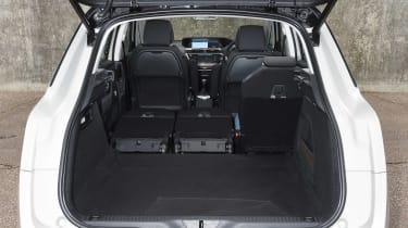 Citroen C4 Picasso long termer second report - boot