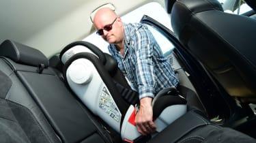 Skoda Kodiaq - car seat