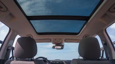 Citroen C3 Aircross - panoramic roof