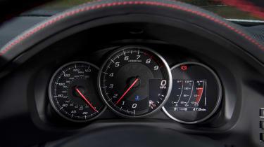 Subaru BRZ - dials