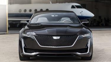 Cadillac Escala concept - front