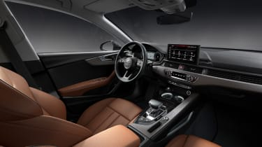 2019 Audi A5 Sportback - interior