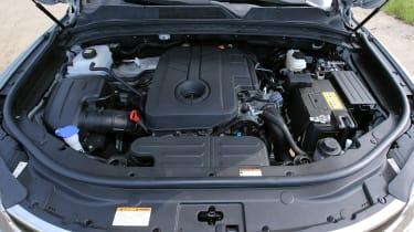 SsangYong Rexton - engine