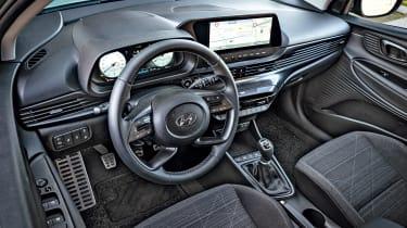 Hyundai Bayon - dash