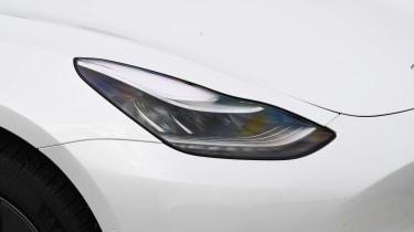 Tesla Model 3 - front light