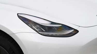 Tesla Model 3 - front light