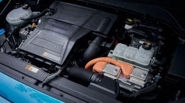 Hyundai Kona hybrid - engine