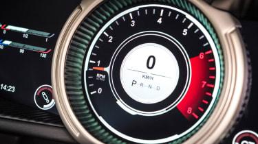 Aston Martin DB11 - dials
