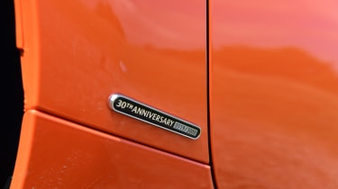Mazda MX-5 30th Anniversary - badge