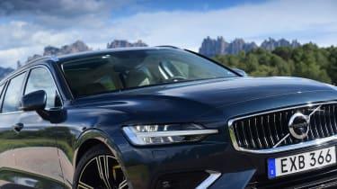 Volvo V60 - front detail