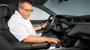 Audi e-tron - John McIlroy