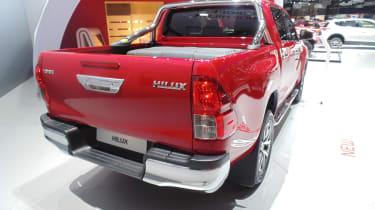 Toyota Hilux Geneva - rear three quarter