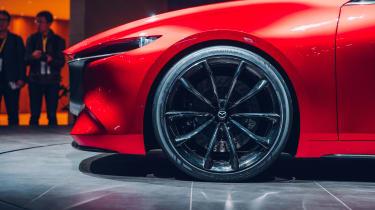 Mazda Kai concept - Tokyo profile