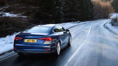Audi A5 Sportback - rear