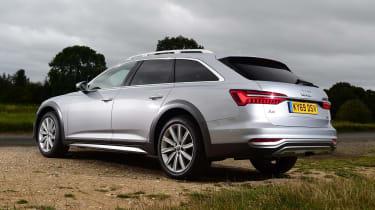 Audi A6 Allroad - rear static