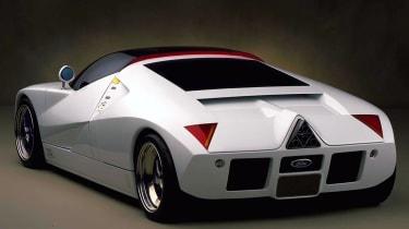 Ford GT90 - rear