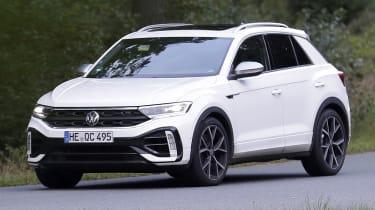 Volkswagen T-Roc R - spyshot 3