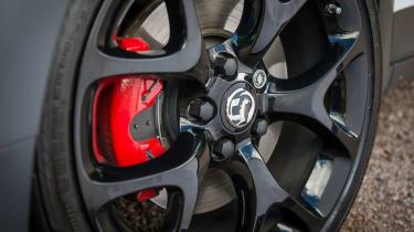 Vauxhall Adam S Rocks 2016 - wheel