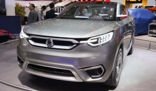 SsangYong XIV-1 front