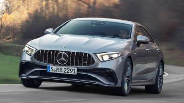 Mercedes-AMG CLS 53 - front cornering