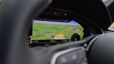 Audi S5 - Virtual Cockpit