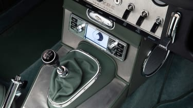 Jaguar E-Type 60 Collection - interior