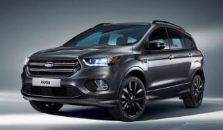 2016 Ford Kuga SUV - front quarter