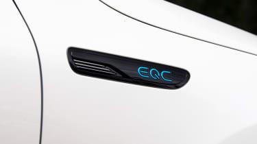 Mercedes EQC - badge