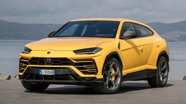 Lamborghini Urus - front/side static
