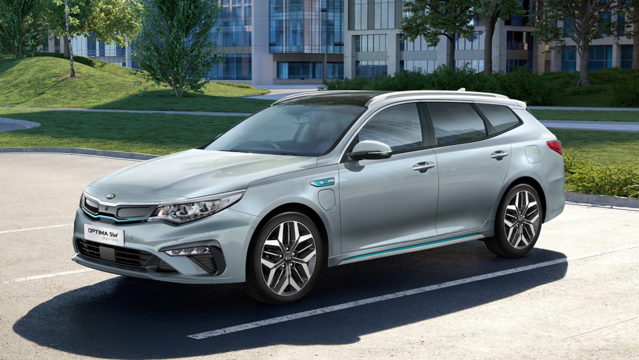 (Angol) New 2019 Kia Optima facelift: PHEV prices and specs revealed