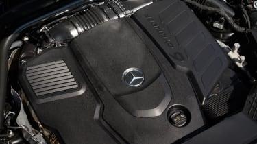 Mercedes G 350 d - engine