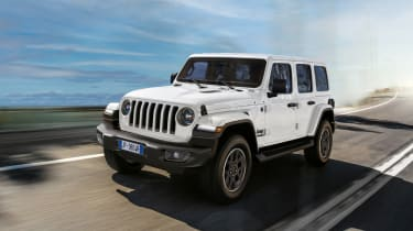 Jeep 80th Anniversary - Wrangler