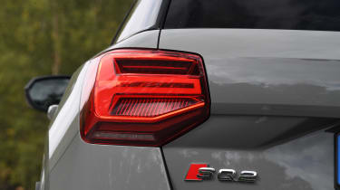 Audi SQ2 - brake light