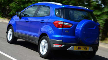 Chinese copycat cars - Ford EcoSport