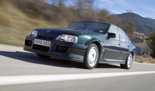 Lotus Carlton front action